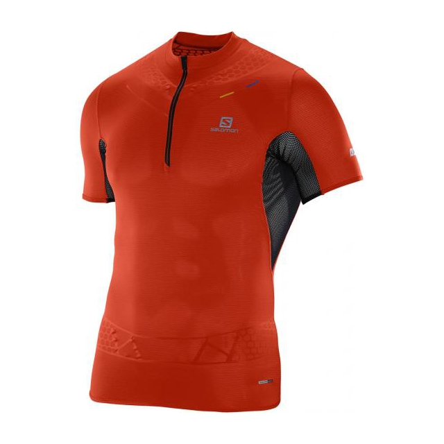Salomon - S-Lab Exo Zip Tee