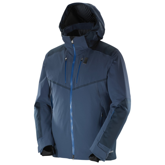 Salomon - Whitefrost Flowtec Jacket M