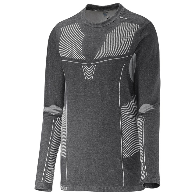 Salomon - Primo Warm LS Cn Seamless Tee W
