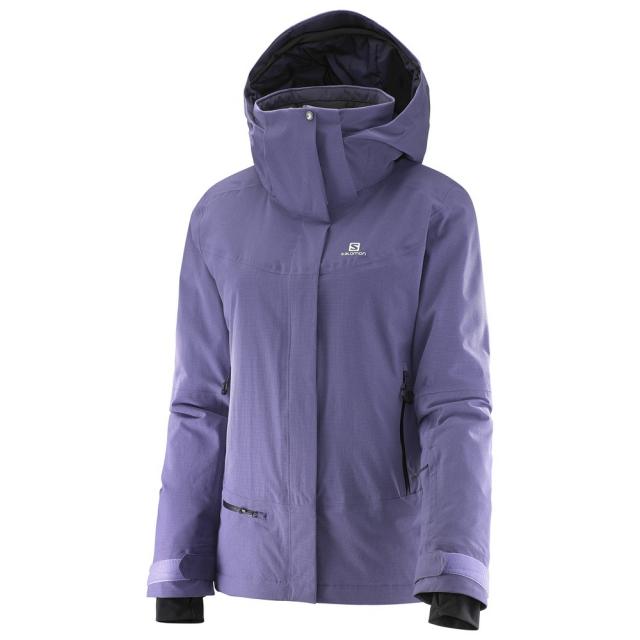 Salomon - QST Snow Jacket W