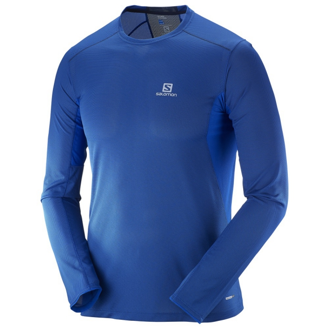 Salomon - Trail Runner LS Tee M