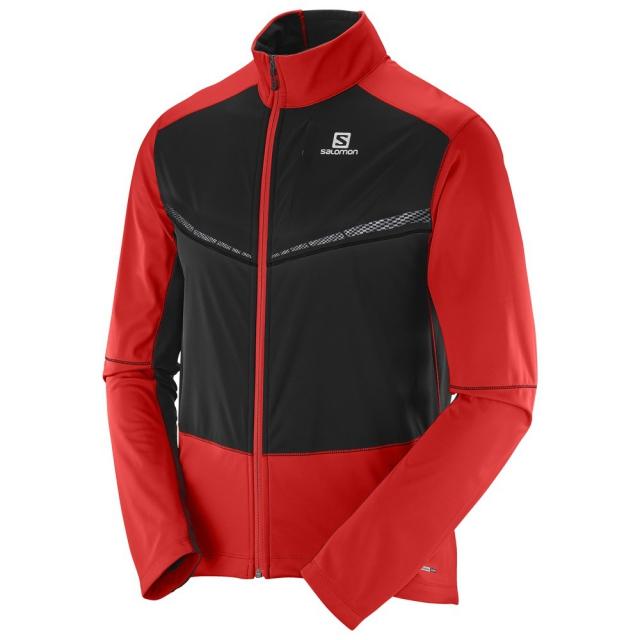 Salomon - Equipe Vision Ss Jacket M