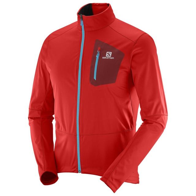Salomon - Equipe Softshell Jacket M