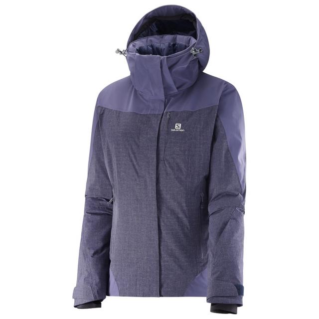 Salomon - Icerocket Mix Jacket W