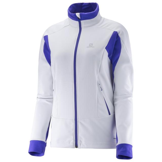 Salomon - Momemtum Softshell Jacket W
