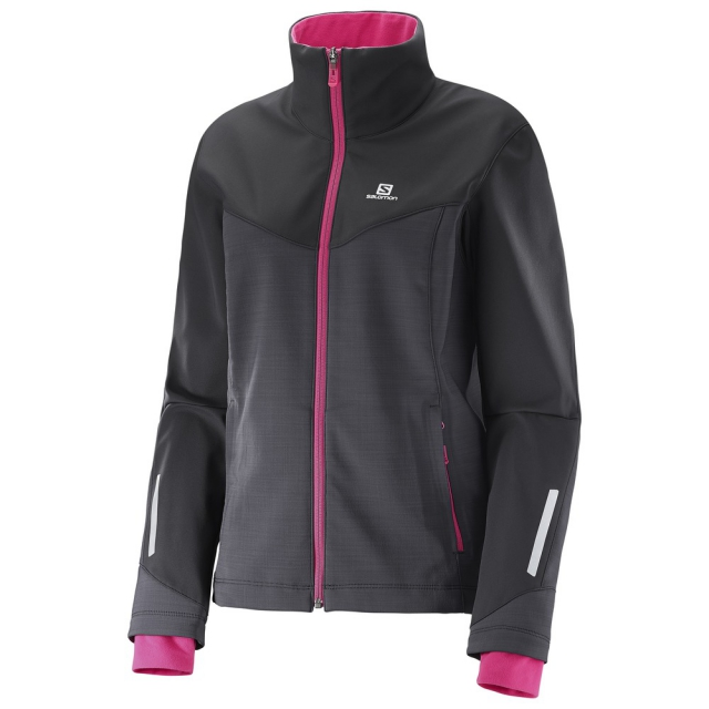 Salomon - Pulse Softshell Jacket W