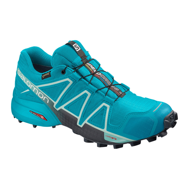 salomon speedcross 4 gtx noir azul