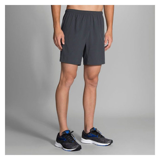 "Brooks Running - Men's Sherpa 7"" 2-in-1 Short in Squamish BC"