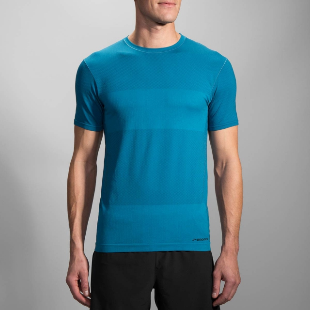Brooks Running - Men's Streaker Short Sleeve