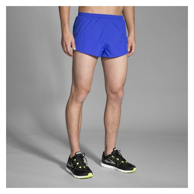"""Brooks Running - Men's Sherpa 2"""" Split Short"""