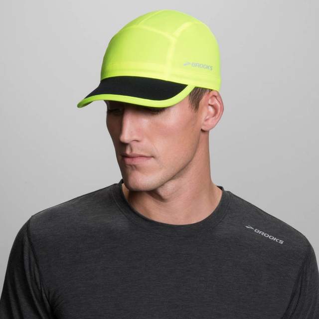 Brooks Running - Seattle Collapsible Hat