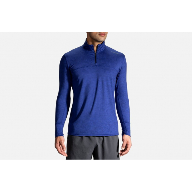 Brooks Running - Men's Dash 1/2 Zip in Colorado Springs CO