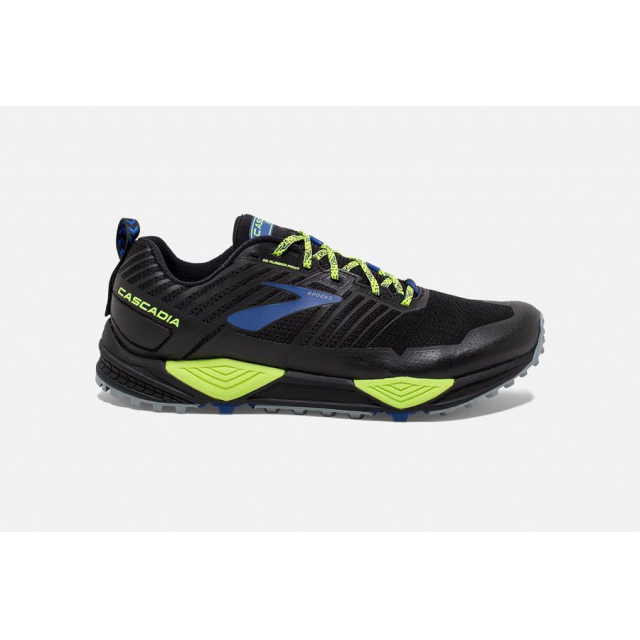 Brooks Running - Men's Cascadia 13 in Villa Guardia-CO