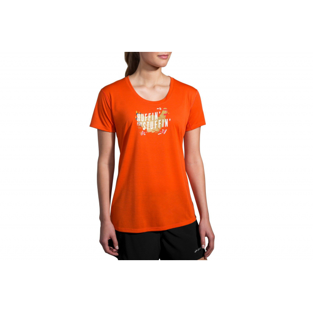 Brooks Running - Women's Distance Graphic Tee in Colorado Springs CO