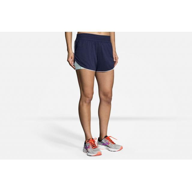 "Brooks Running - Women's Rep 3"" 2-in-1 Short in Colorado Springs CO"