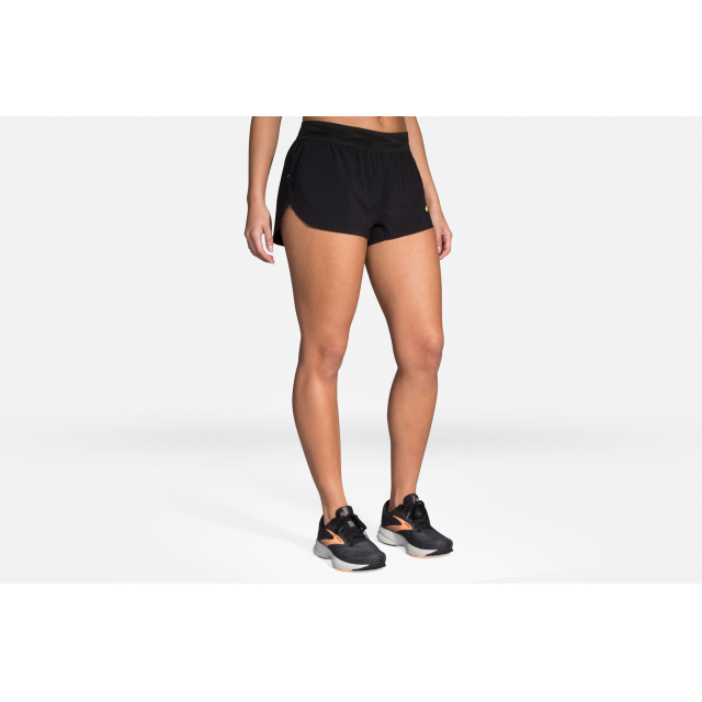"Brooks Running - Women's Elite 2"" Split Short in Lancaster PA"