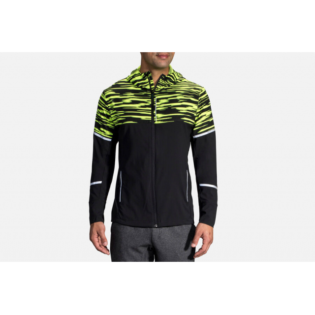 Brooks Running - Men's Nightlife Jacket in Lancaster PA