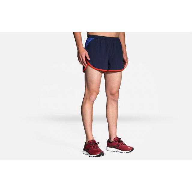 """Brooks Running - Men's Hightail 3"""" Split Short"""
