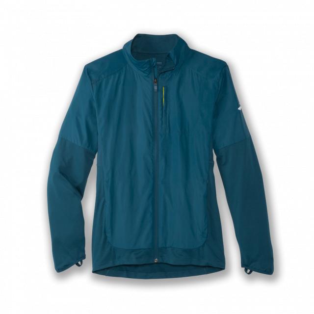 Brooks Running - Men's Fusion Hybrid Jacket in Colorado Springs CO
