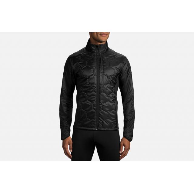 Brooks Running - Men's Shield Hybrid Jacket in Lancaster PA