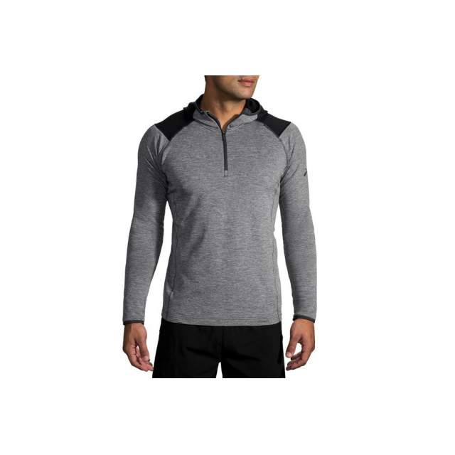 Brooks Running - Men's Notch Thermal Hoodie in Knoxville TN