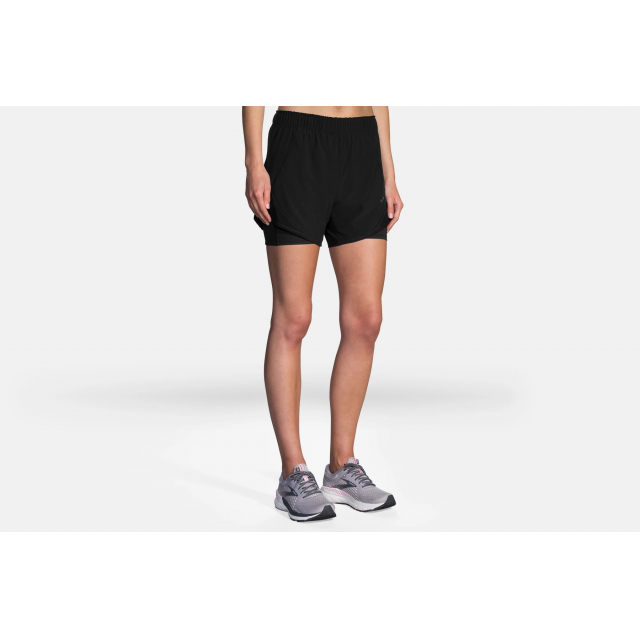 """Brooks Running - Women's Chaser 5"""" 2-in-1 Short in Colorado Springs CO"""