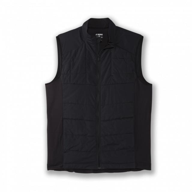 Brooks Running - Men's Shield Hybrid Vest in Colorado Springs CO