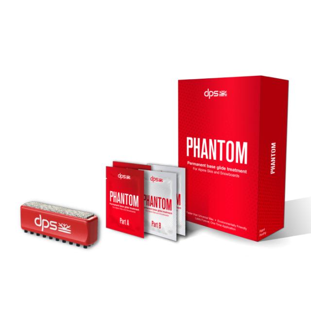 DPS Skis - Phantom Permanent Base Treatment; Single Application Kit in Golden CO