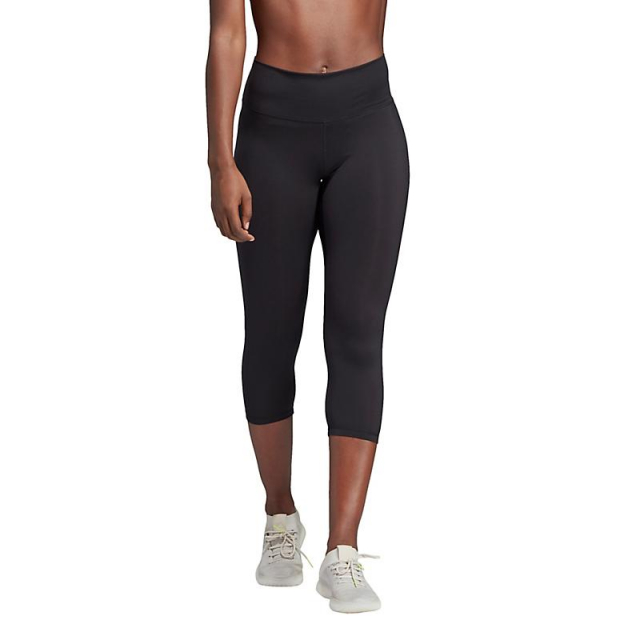 Adidas - Women's Believe This High-Rise 3/4 Tights