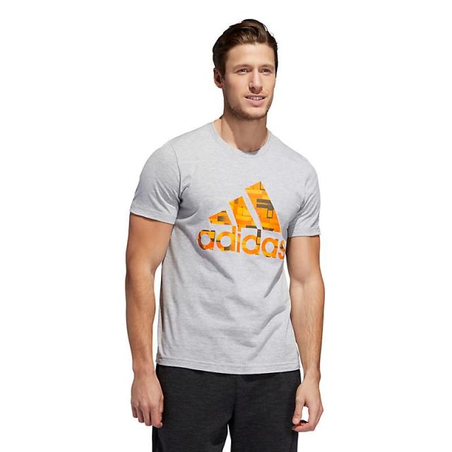 Adidas - Men's Graphic Amp Tee