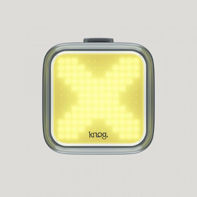 Knog - Blinder X Black Front Bike Light