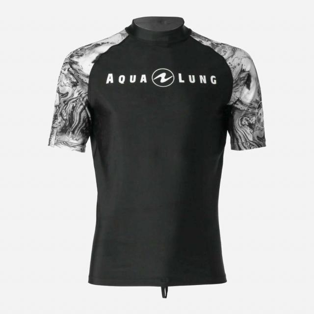 Aqualung - Aqua Rashguard - Short Sleeve Men