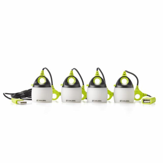 GoalZero - Light-A-Life Mini 4-Pack W/ Shades in Blacksburg VA
