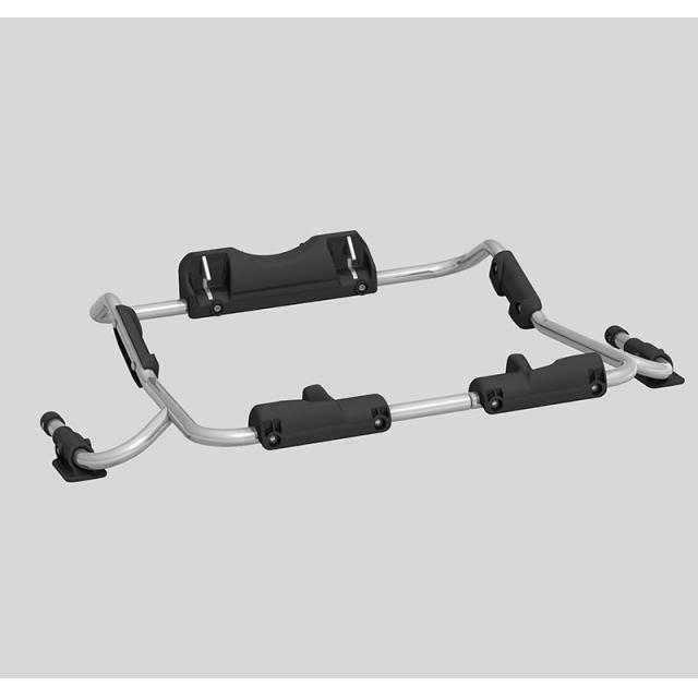 BOB Gear - Infant Car Seat Adapter, Single, Graco