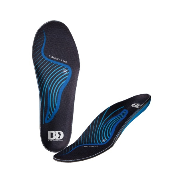 Boot Doc - BD Insoles Stability 7 Mid Arch