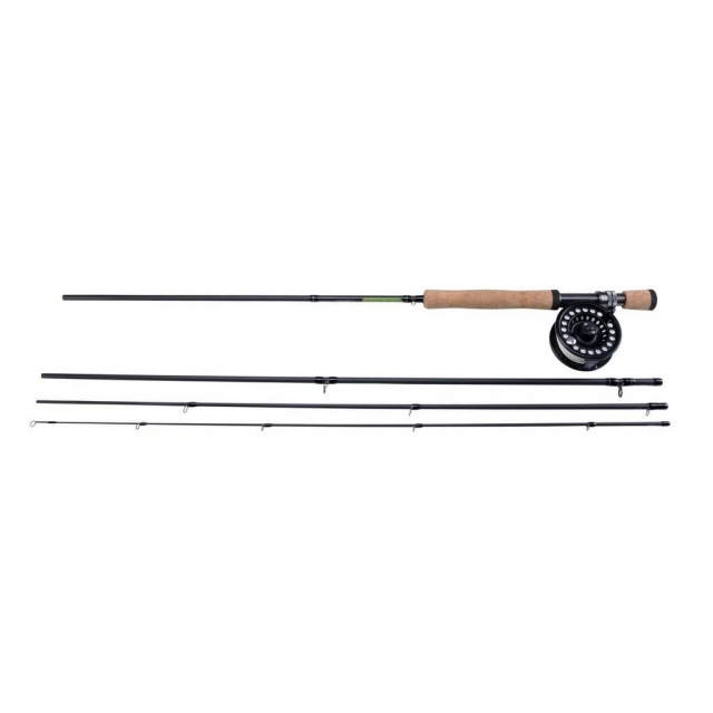 Shakespeare - Sigma Fly Combos   3/4   3.00m   7wt   Model #SIGMA 10FT 7WT 4PC FLY COMBO