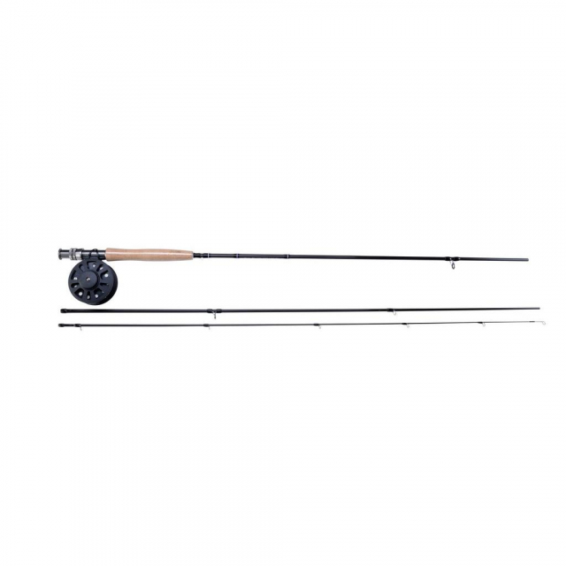 Shakespeare - Omni Fly Combos | 4/5 | 2.40m | 5wt | Model #OMNI 8FT 5WT 3PC FLY COMBO
