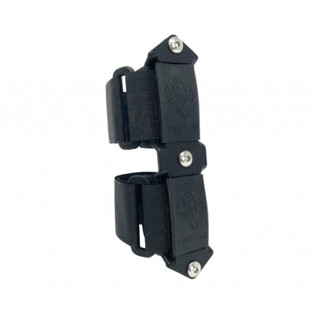 Twofish - Quick Cage 3-bolt Adapter