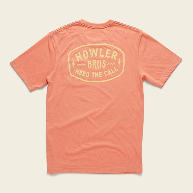 Men's Select Pocket T – Painted Howler