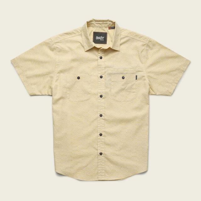 Howler Brothers - Men's Aransas Shirt - Tarpon Scale Print in Blacksburg VA
