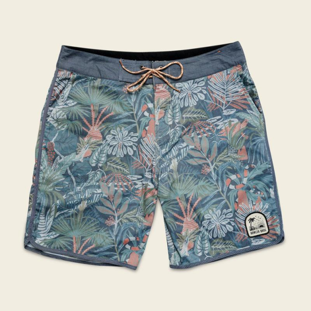 Howler Brothers - Men's Stretch Bruja Boardshort - Glades Print in Blacksburg VA