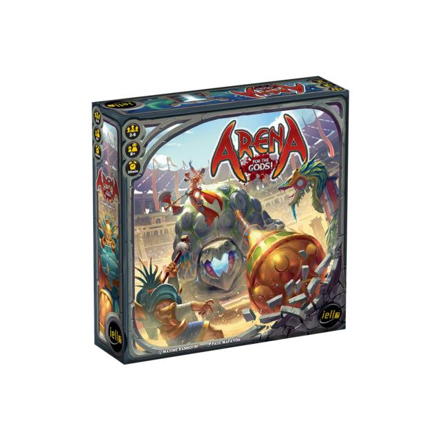 IELLO - Arena: For the Gods!