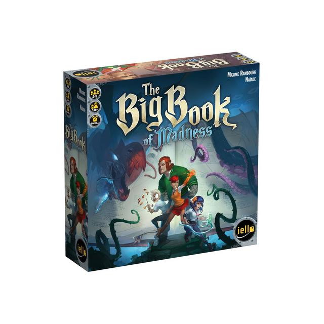 IELLO - Big Book of Madness (The)