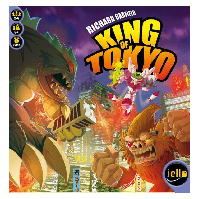 IELLO - King of Tokyo (2016 edition)