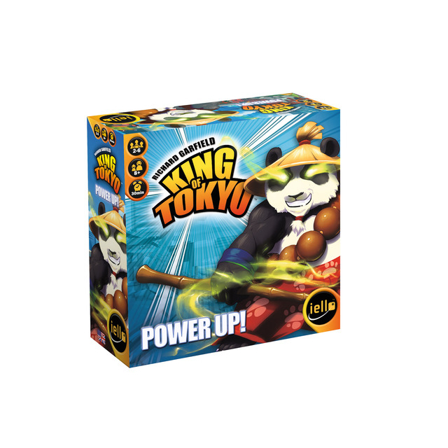 IELLO - King of Tokyo: Power Up (2017 edition)