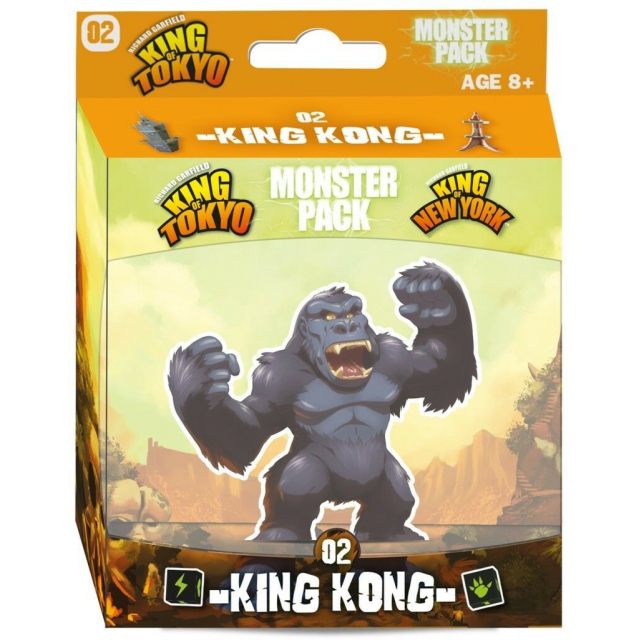 IELLO - KOT/KONY: King Kong Monster Pack