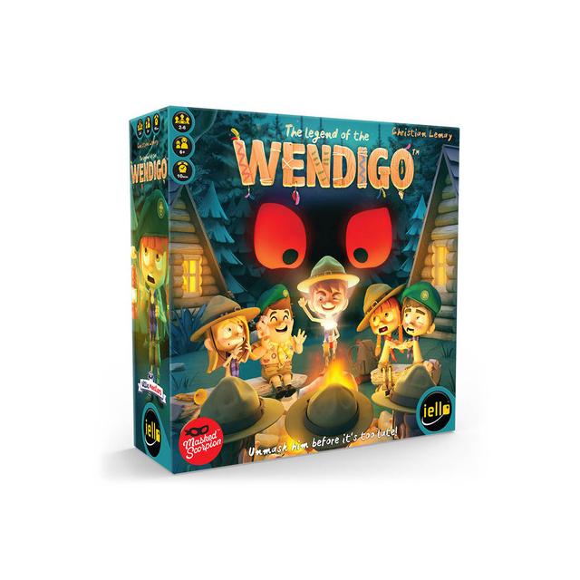 IELLO - Legend of the Wendigo (The)