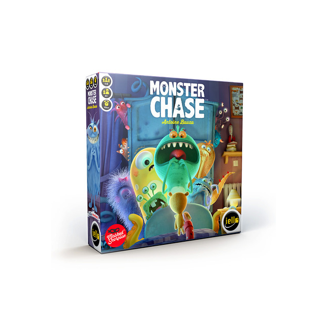 IELLO - Monster Chase