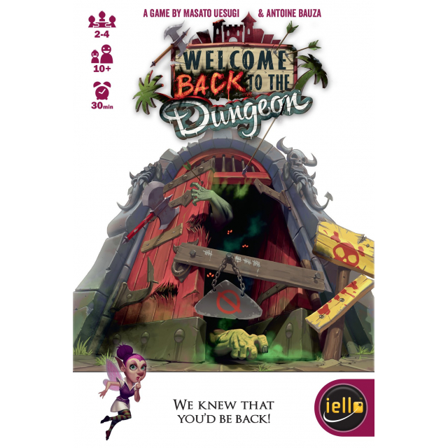 IELLO - Welcome Back to the Dungeon