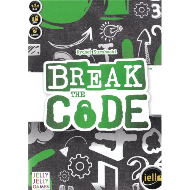 IELLO - Break the Code